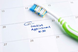 Dentist on the Calendar
